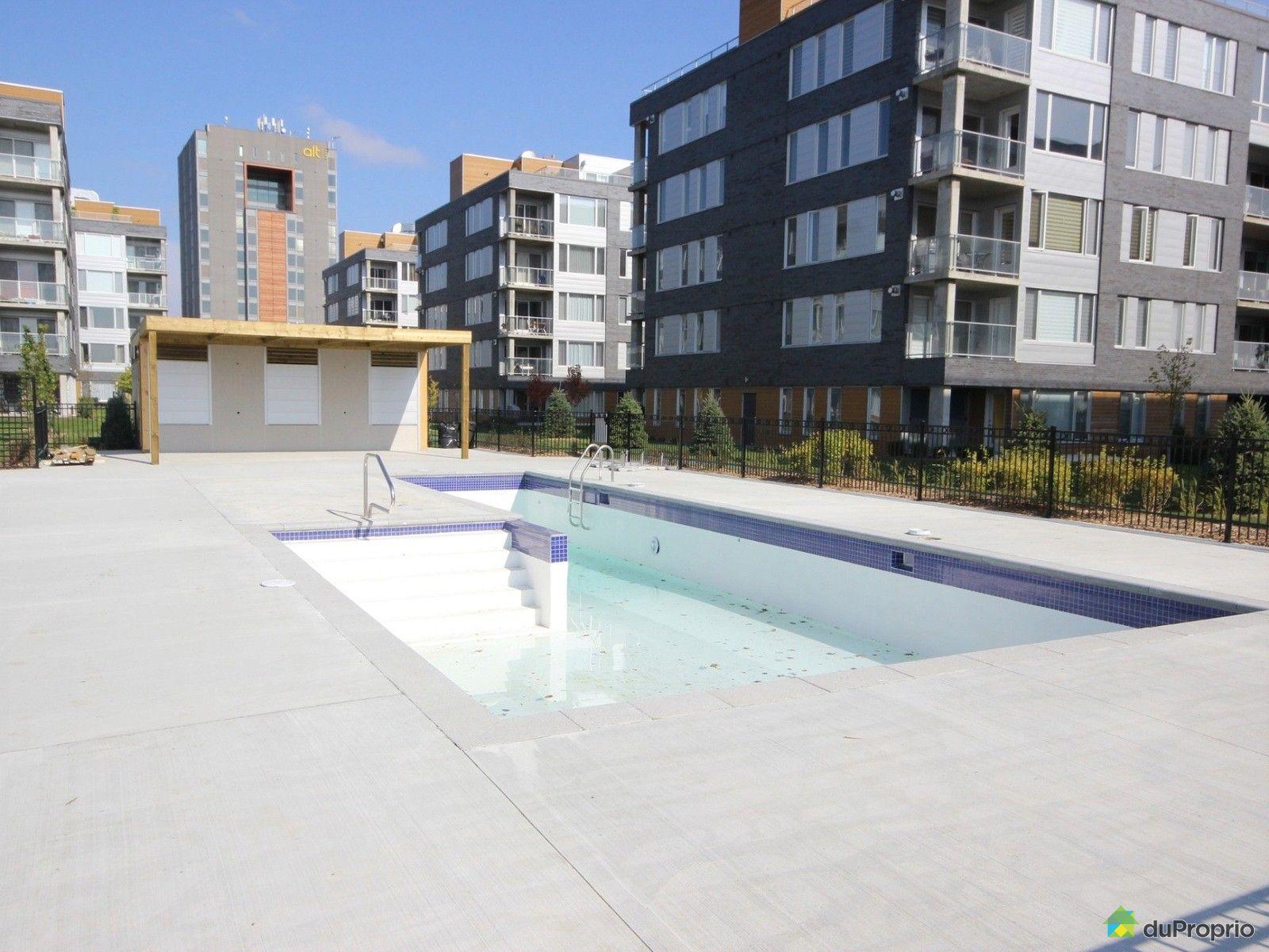 Condo vendre brossard 204 6325 boulevard de rome for Brossard piscine