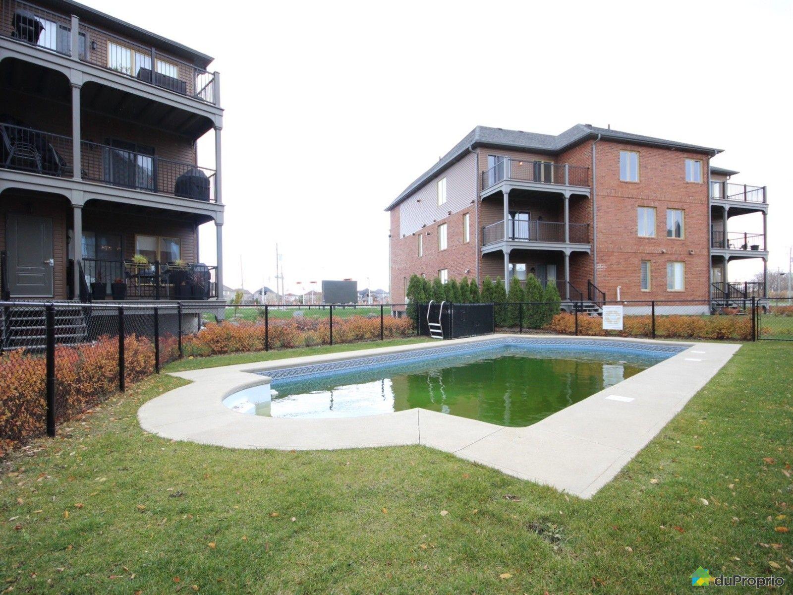 Condo vendre brossard 7 8120 rue de londres immobilier for Brossard piscine