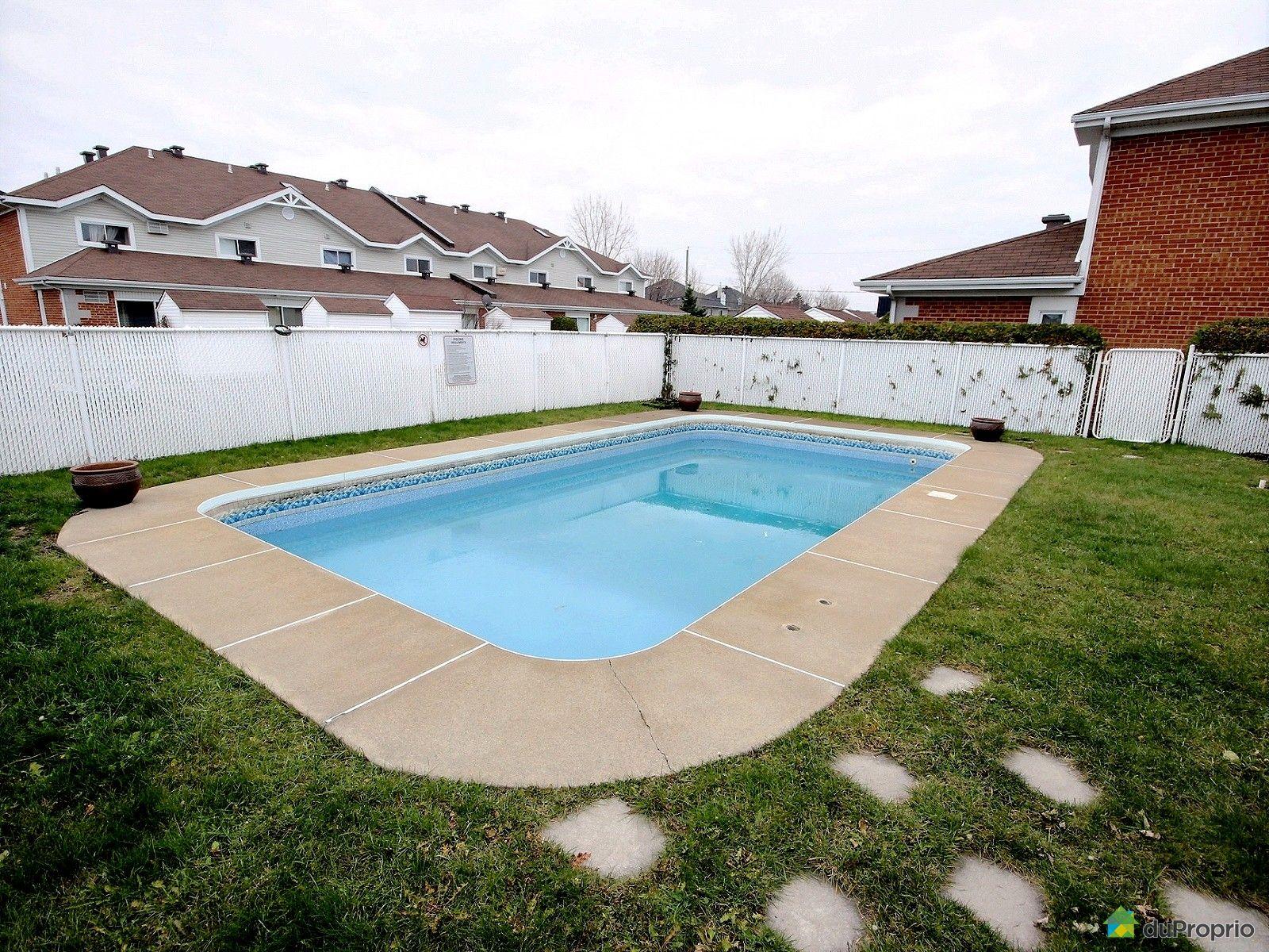 Condo vendu brossard immobilier qu bec duproprio 566583 for Brossard piscine