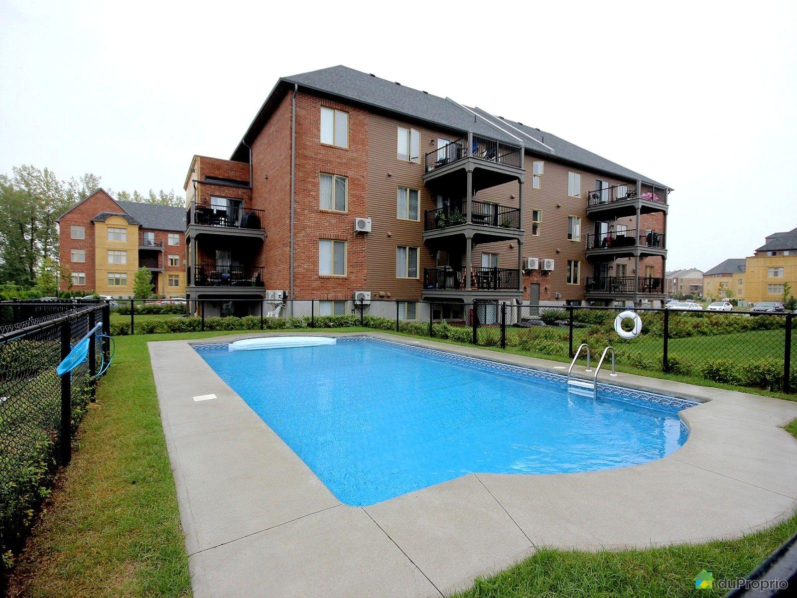 Condo vendre brossard 03 6125 rue de lusa immobilier for Brossard piscine