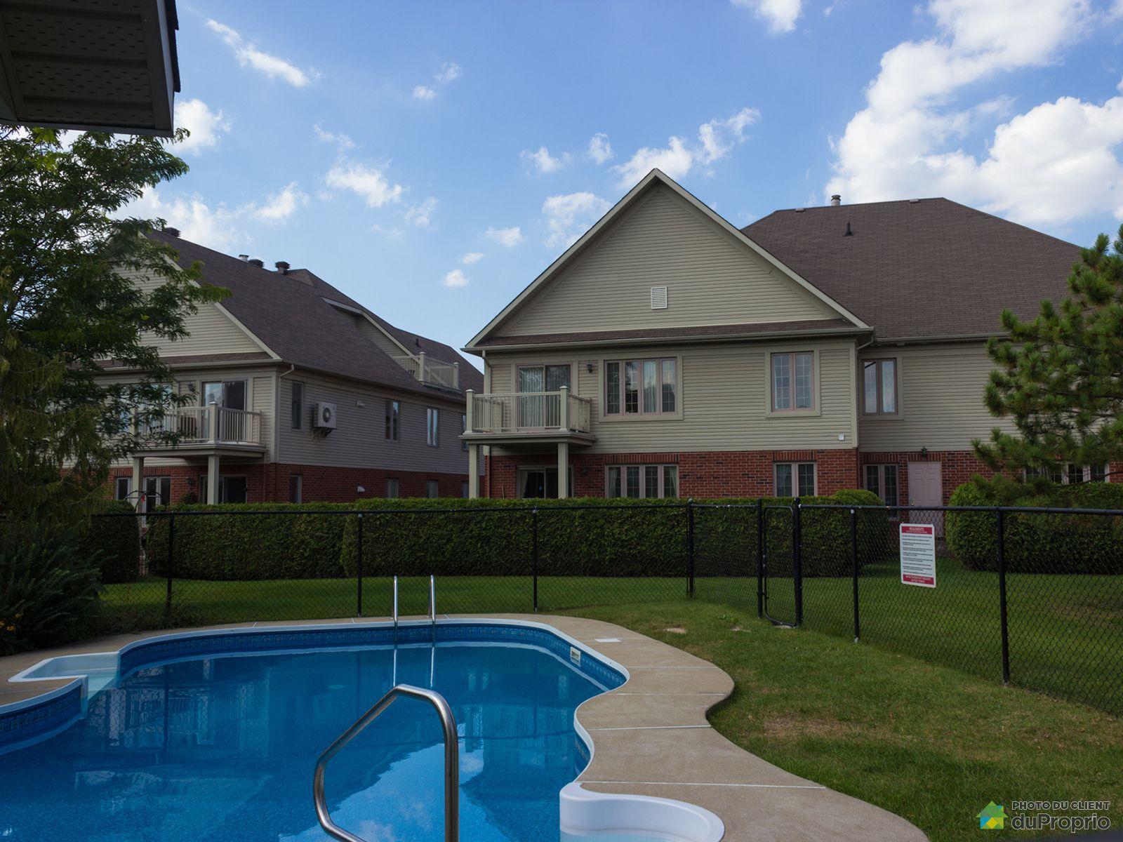 Condo vendre brossard 6 8190 rue ouimet immobilier for Brossard piscine