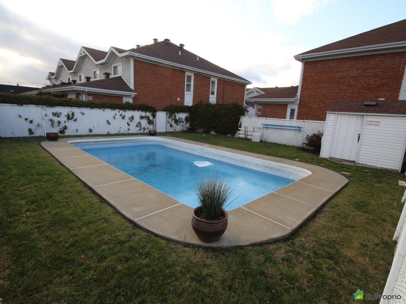 Condo vendu brossard immobilier qu bec duproprio 529845 for Brossard piscine