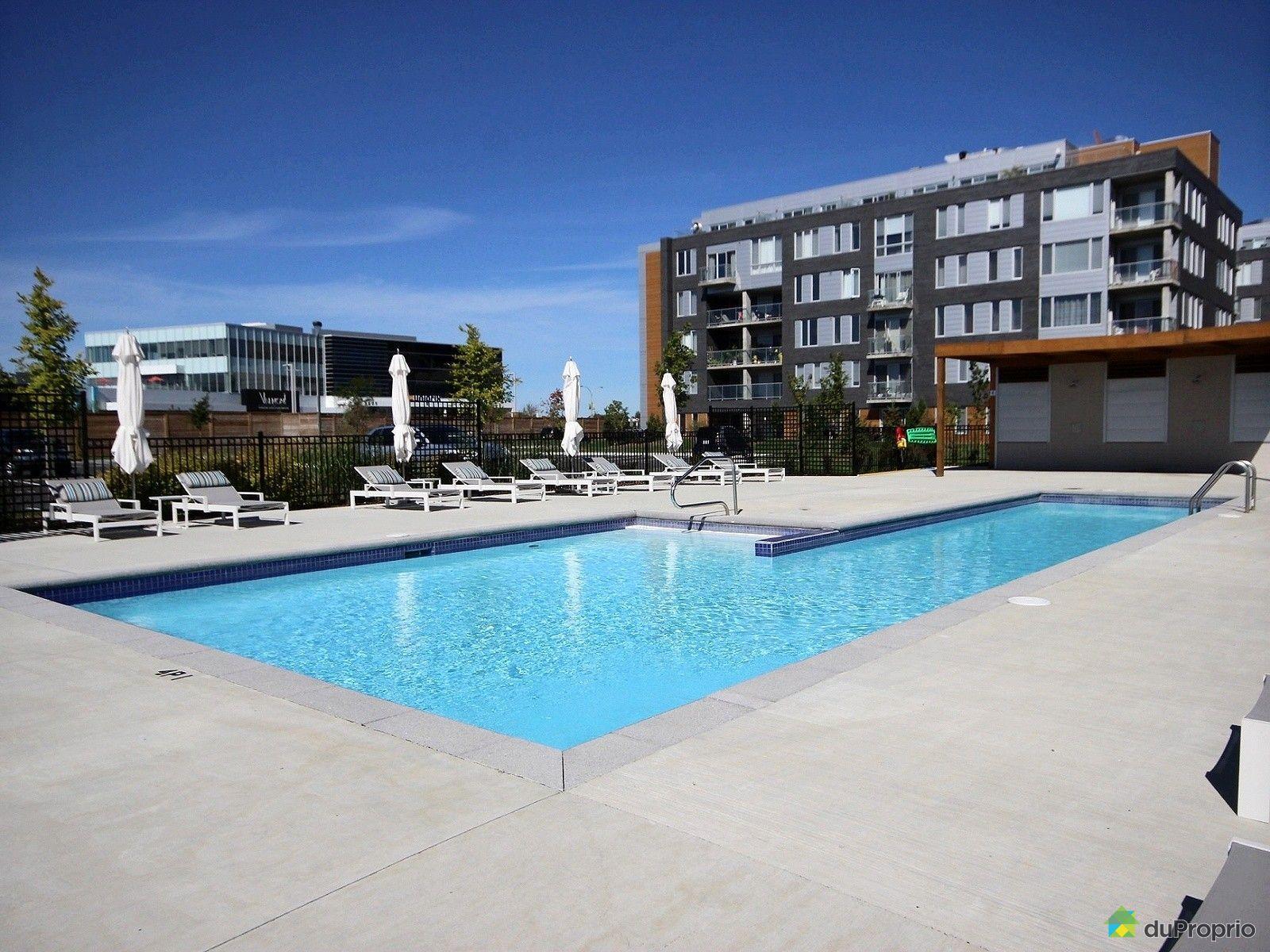 Condo vendre brossard 403 9815 boulevard leduc for Brossard piscine