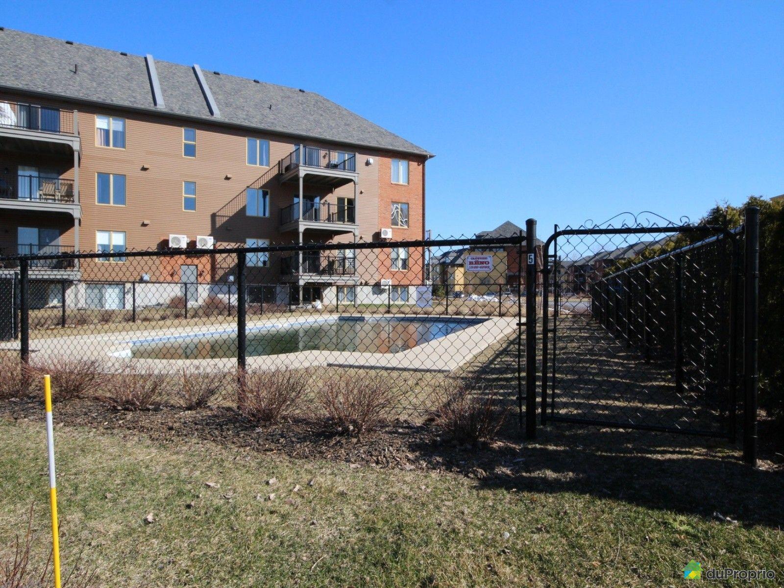 Condo vendre brossard 7 8205 rue de londres immobilier for Brossard piscine
