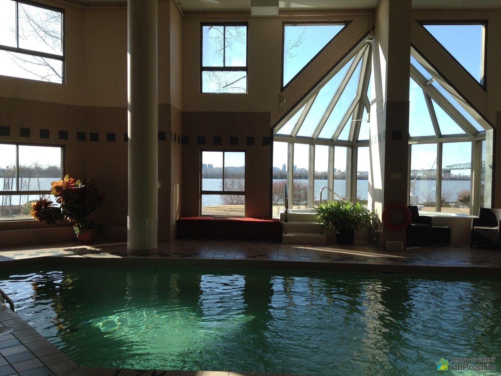 Condo vendre brossard 1101 8050 boulevard du saint for Brossard piscine