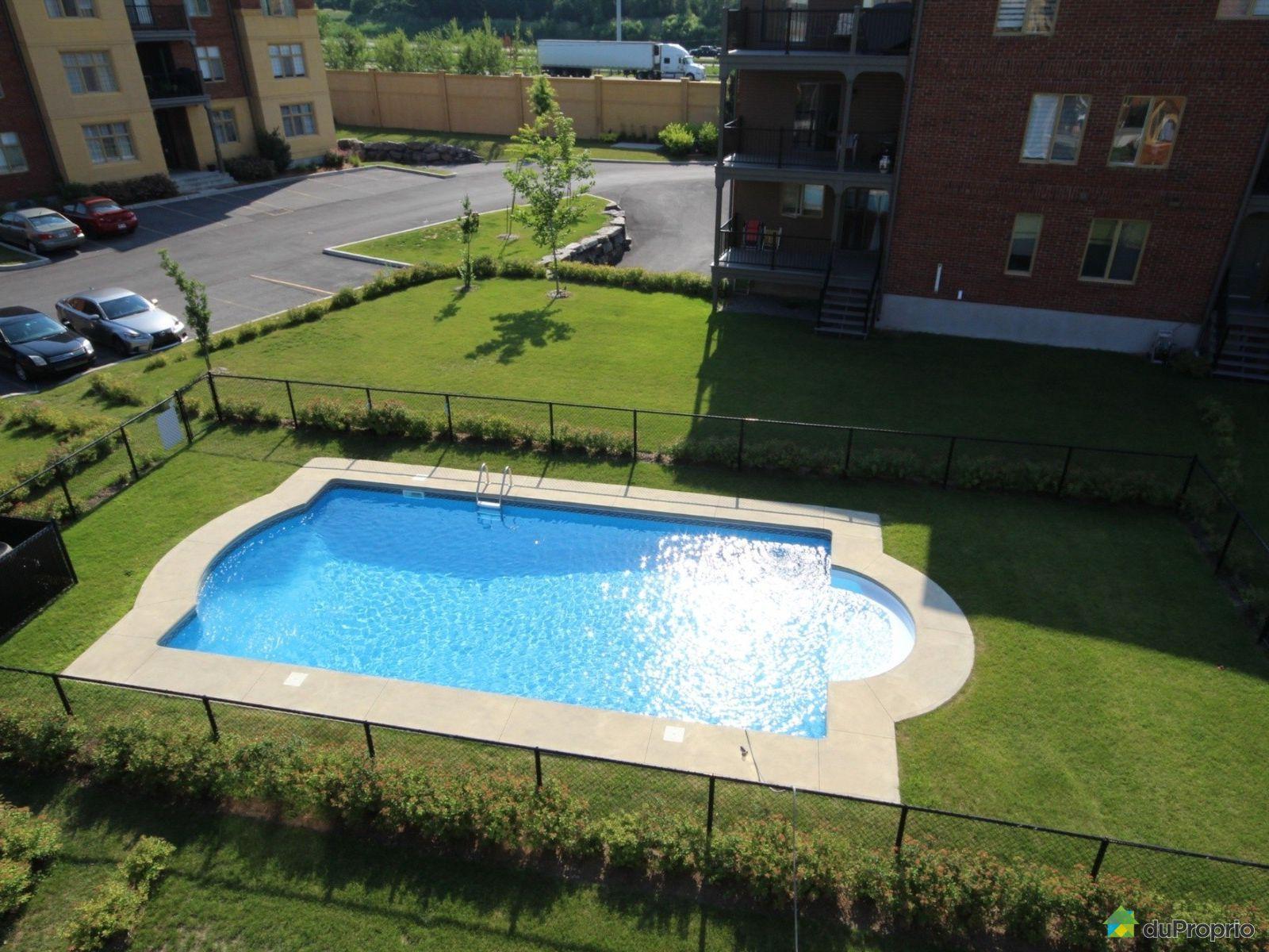 Condo vendre brossard 7 8025 rue de londres immobilier for Brossard piscine