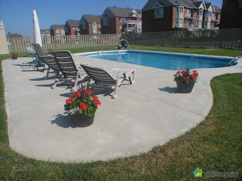 Condo vendu brossard immobilier qu bec duproprio 241884 for Brossard piscine
