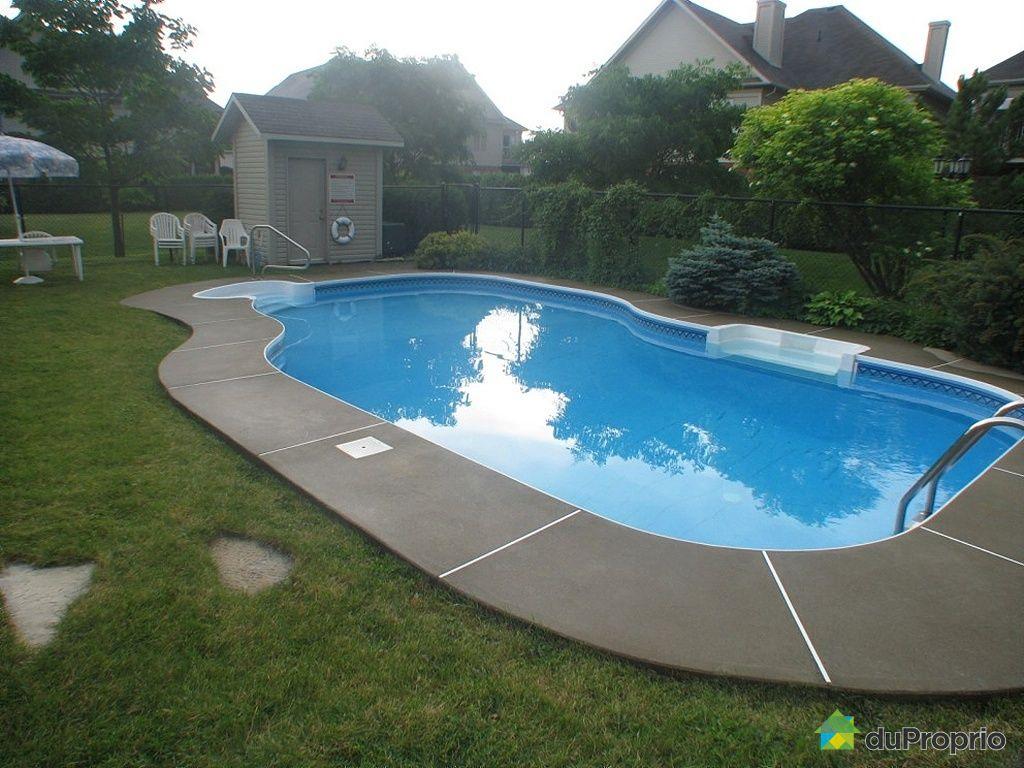 Condo vendu brossard immobilier qu bec duproprio 165855 for Brossard piscine