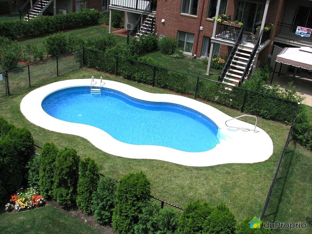 Condo vendu brossard immobilier qu bec duproprio 269185 for Brossard piscine