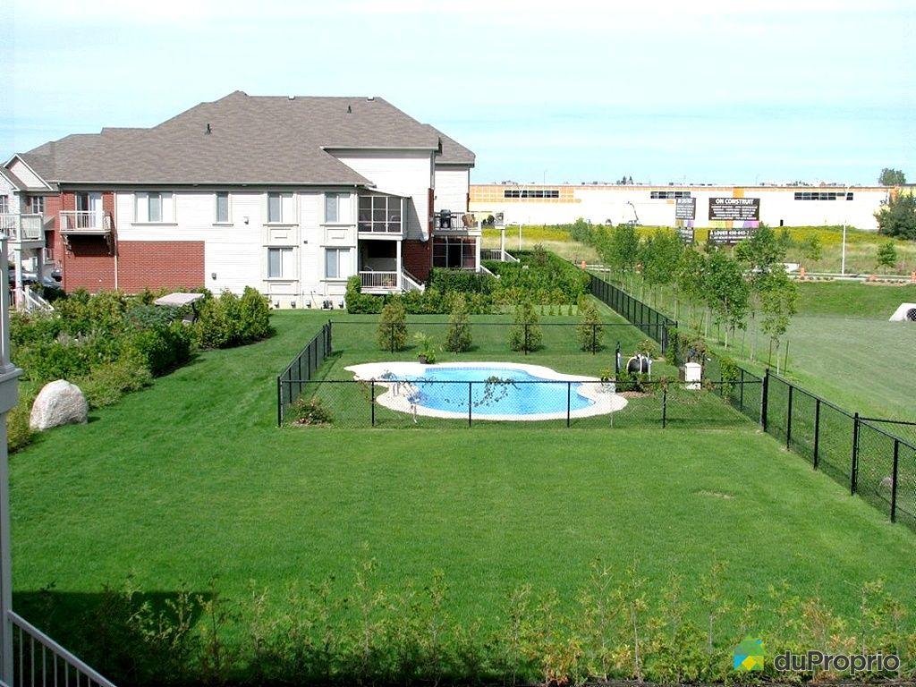 Condo vendu brossard immobilier qu bec duproprio 278899 for Brossard piscine