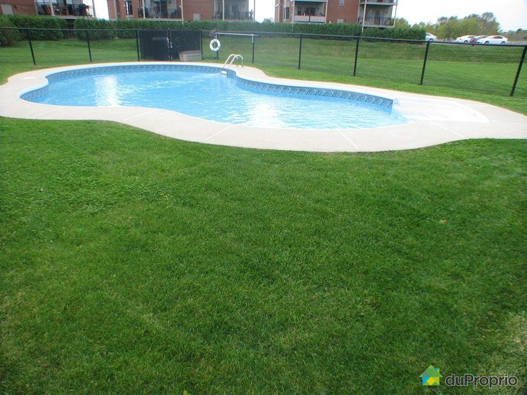 Condo vendu brossard immobilier qu bec duproprio 254498 for Brossard piscine