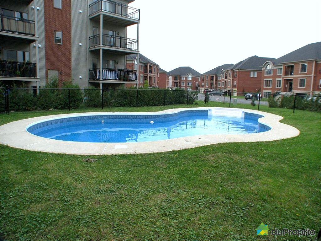 Condo vendu brossard immobilier qu bec duproprio 286436 for Brossard piscine