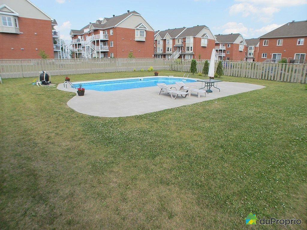 Condo vendu brossard immobilier qu bec duproprio 343721 for Brossard piscine