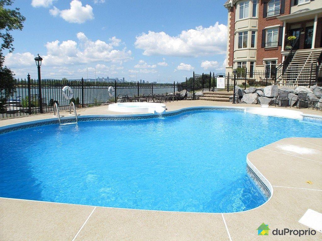 Condo vendu brossard immobilier qu bec duproprio 349739 for Brossard piscine