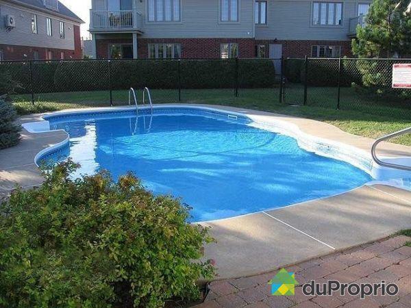Condo vendu brossard immobilier qu bec duproprio 408357 for Brossard piscine