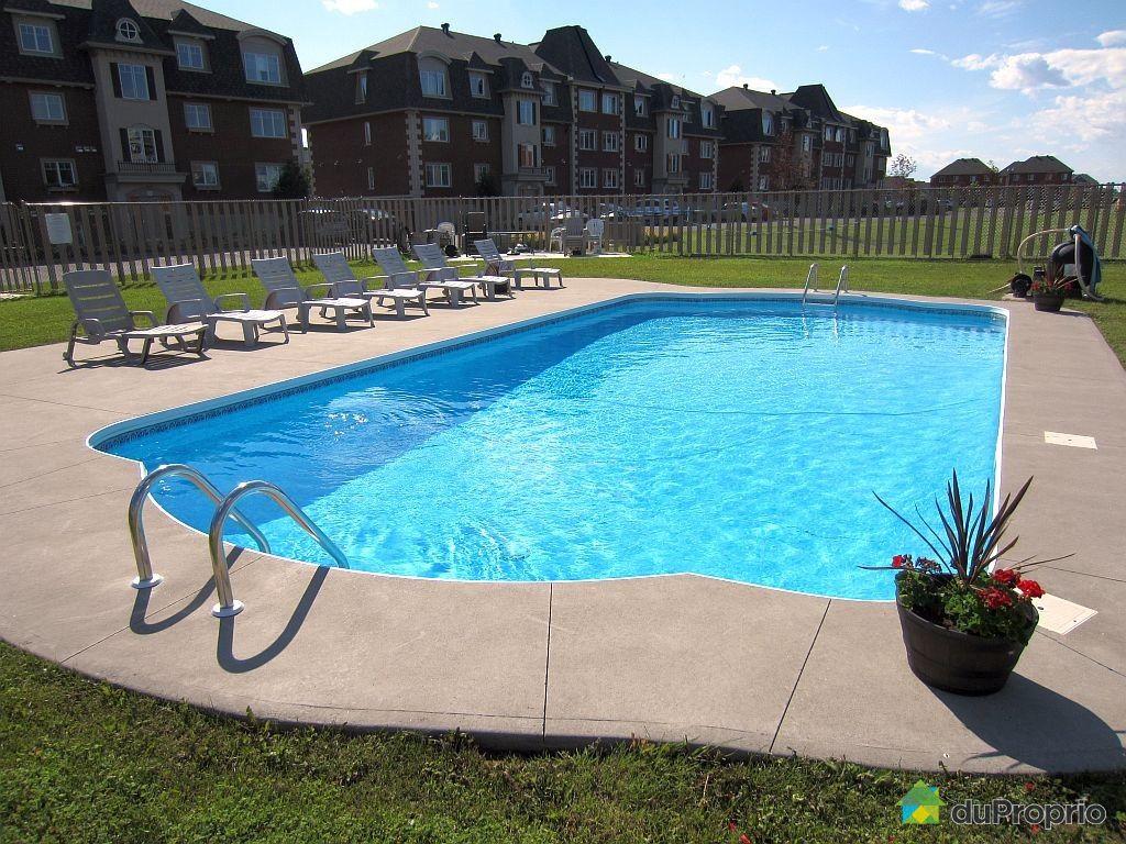 Condo vendu brossard immobilier qu bec duproprio 396062 for Brossard piscine