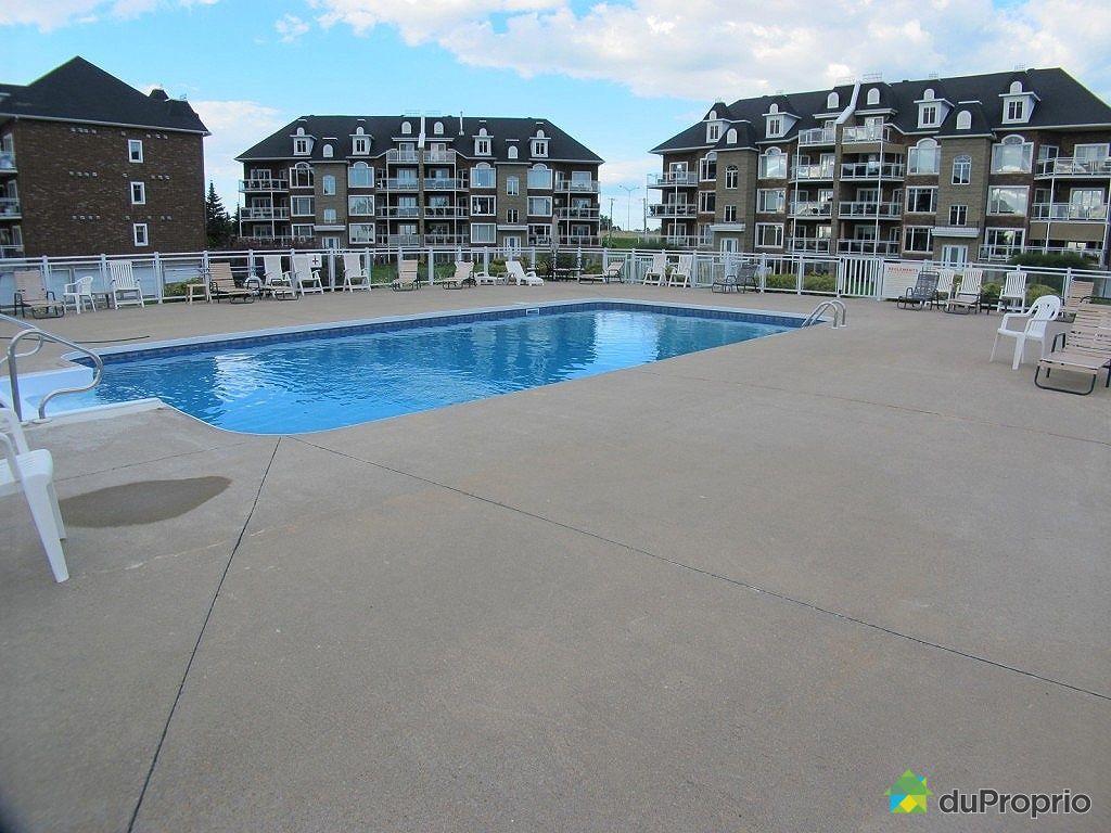 Condo vendu brossard immobilier qu bec duproprio 441302 for Brossard piscine