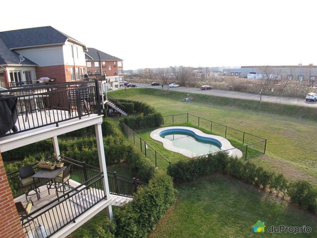 Condo vendu brossard immobilier qu bec duproprio 474474 for Brossard piscine