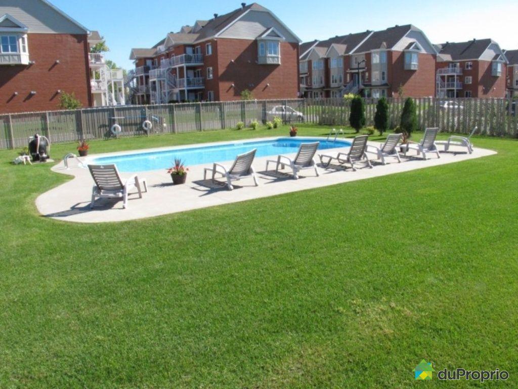 Condo vendu brossard immobilier qu bec duproprio 481636 for Brossard piscine
