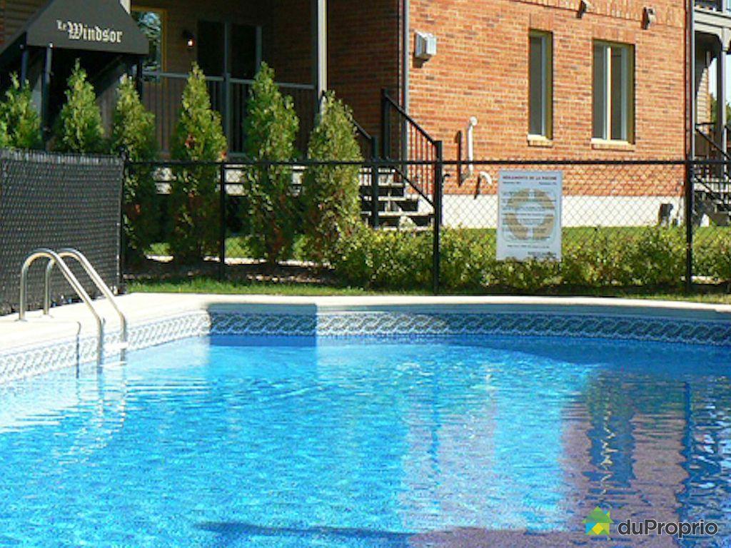 Condo vendu brossard immobilier qu bec duproprio 483577 for Brossard piscine