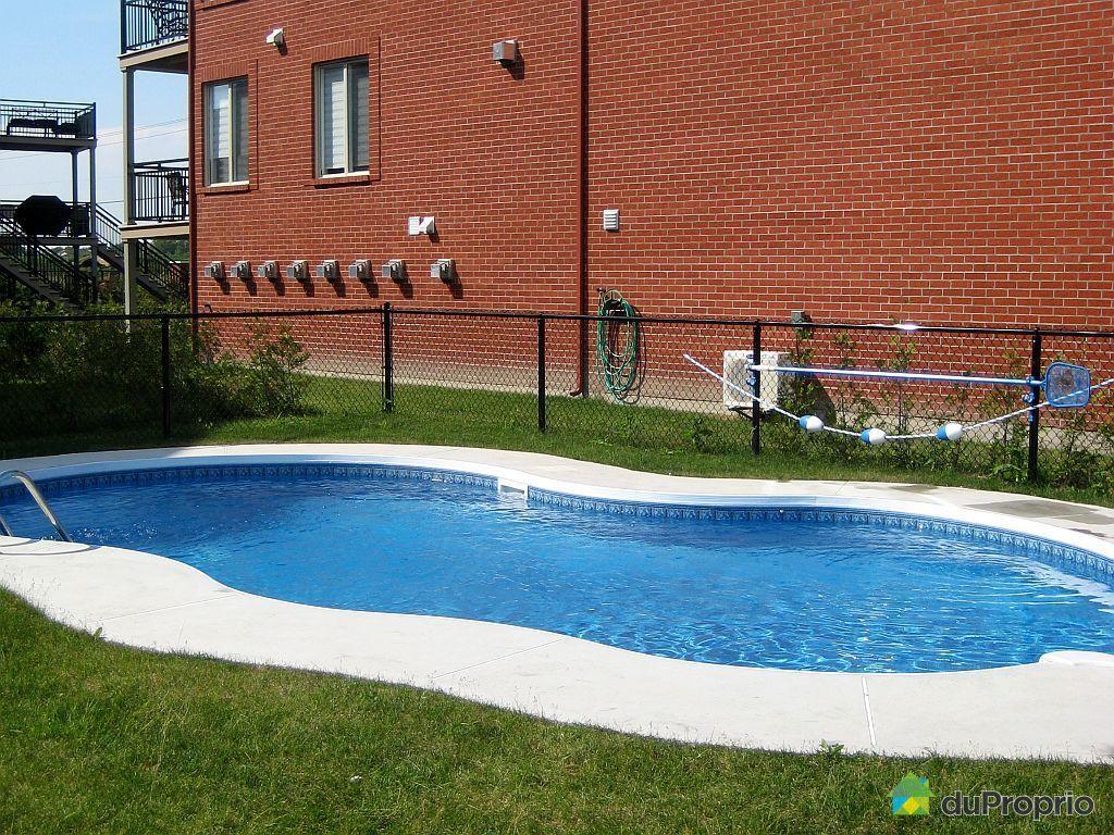 Condo vendu brossard immobilier qu bec duproprio 484278 for Brossard piscine