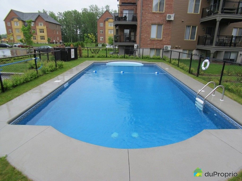 Condo vendre brossard 8 6115 chemin de lusa immobilier for Brossard piscine