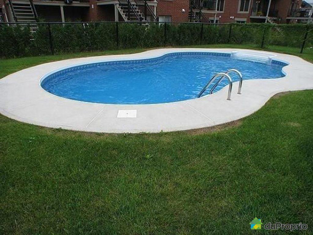 Condo vendre brossard 6 8750 croissant du louvre for Brossard piscine