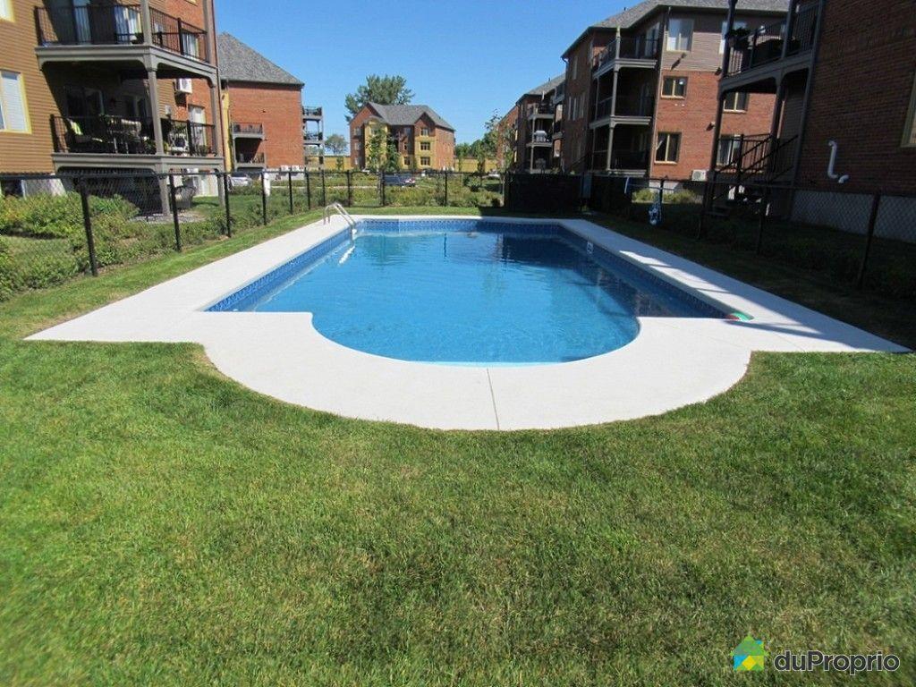 Condo vendre brossard 8215 rue de londres immobilier for Brossard piscine