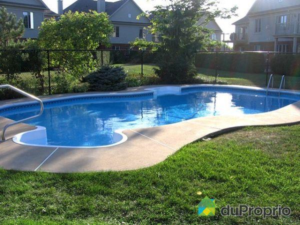 Condo vendu brossard immobilier qu bec duproprio 145209 for Brossard piscine