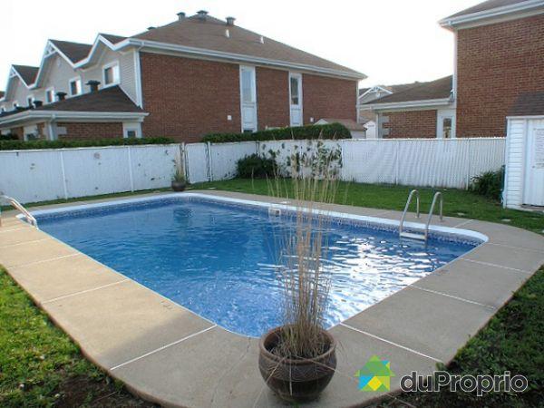 Condo vendu brossard immobilier qu bec duproprio 185621 for Brossard piscine