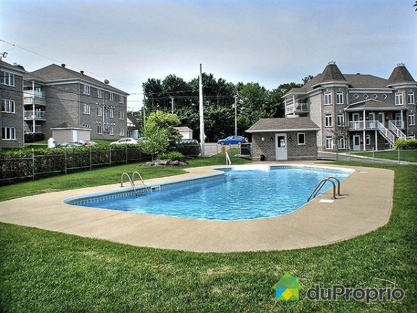 Condo vendu charny immobilier qu bec duproprio 190530 for Balayeuse piscine creusee