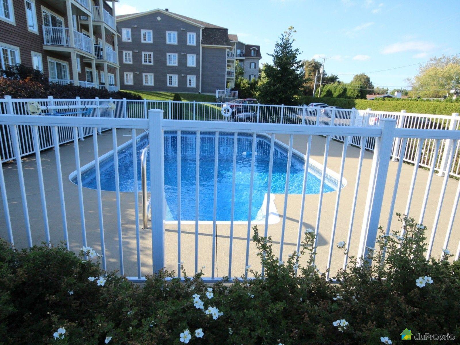 Condo vendre l 39 ancienne lorette 303 1281 rue des for Ancienne lorette piscine