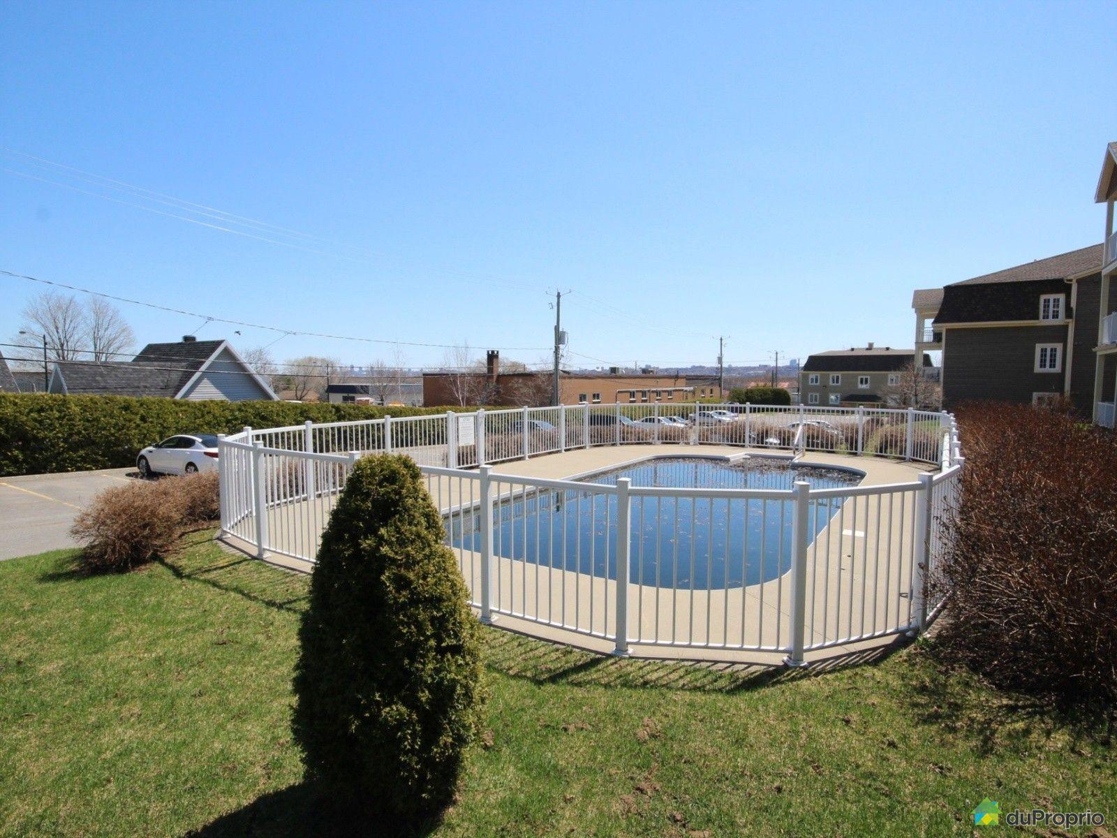 Condo vendre l 39 ancienne lorette 303 1291 rue des for Ancienne lorette piscine