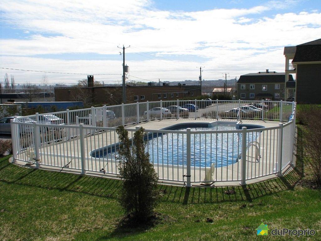 Condo vendu l 39 ancienne lorette immobilier qu bec for Ancienne lorette piscine