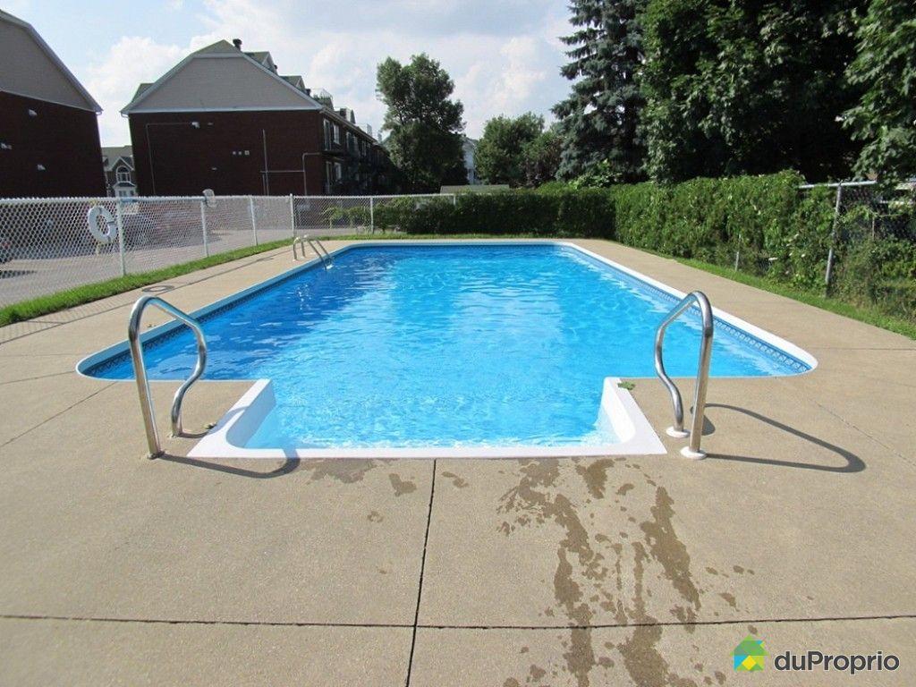 Condo vendre longueuil 109 1880 rue du caribou for Academie lafontaine piscine