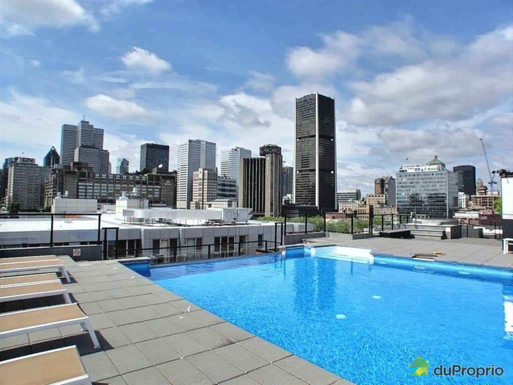 Condo vendu montr al immobilier qu bec duproprio 427363 for Club piscine rive sud montreal