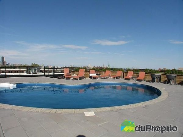 Condo vendu montr al immobilier qu bec duproprio 439665 for Club piscine rive sud montreal