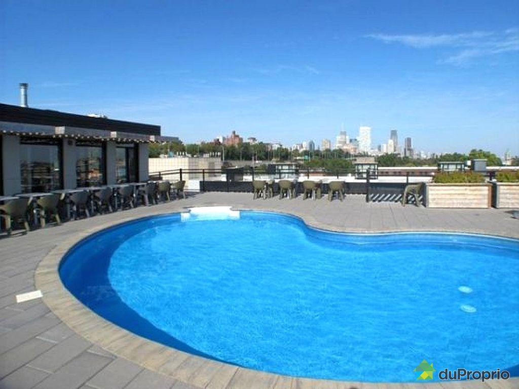 Condo vendu montr al immobilier qu bec duproprio 551920 for Club piscine rive sud montreal