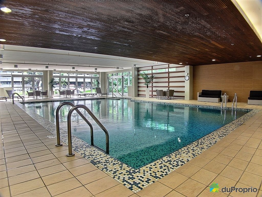 Condo vendu montr al immobilier qu bec duproprio 433853 for College rosemont piscine