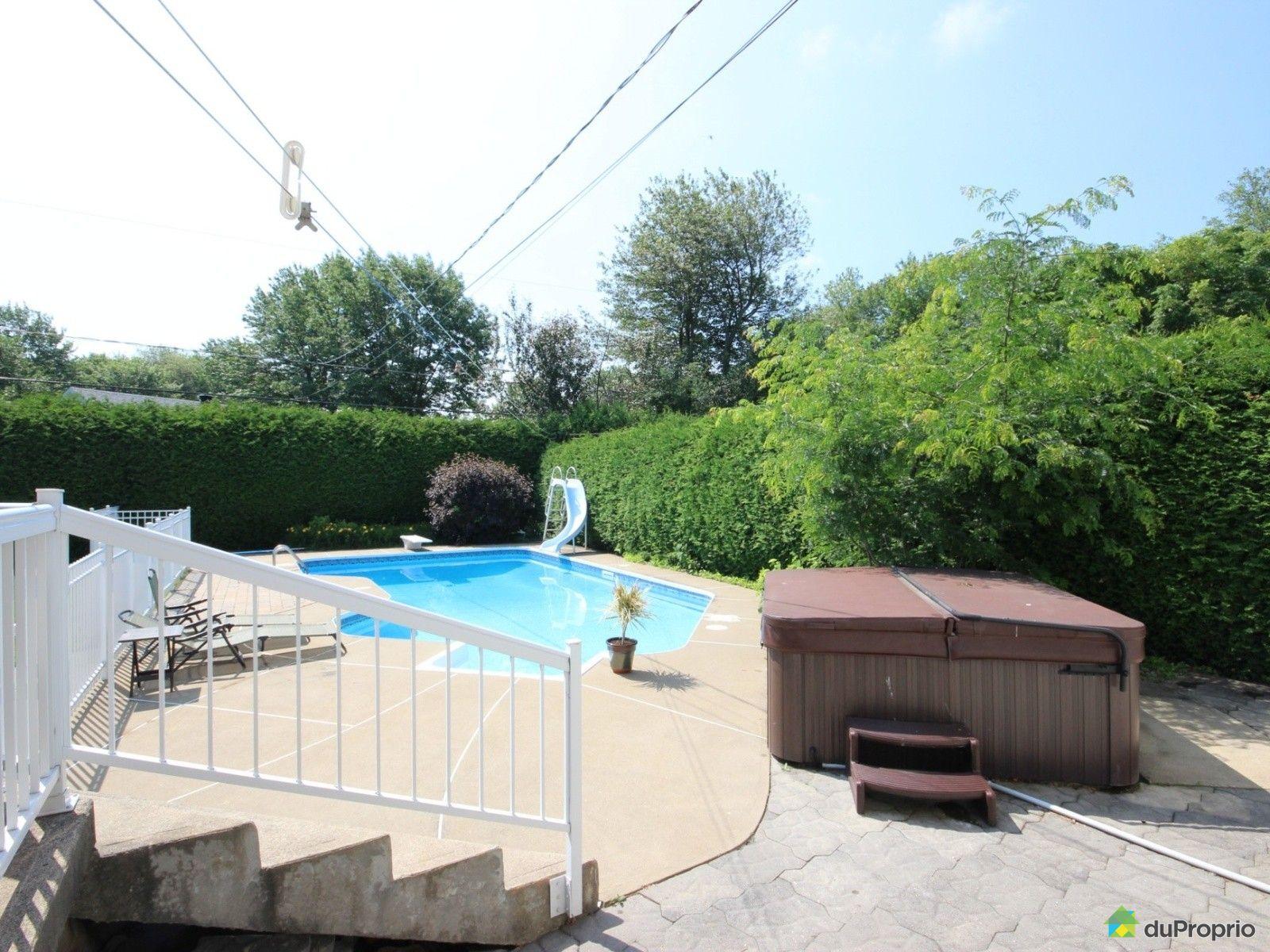 Maison vendu st charles borrom e immobilier qu bec duproprio 623912 - Maison a vendre a spa ...