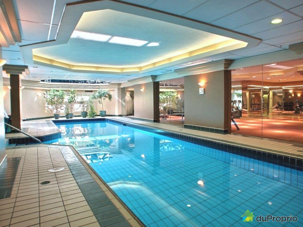Condo vendre montr al 100 rue berlioz immobilier for Appartement avec piscine montreal
