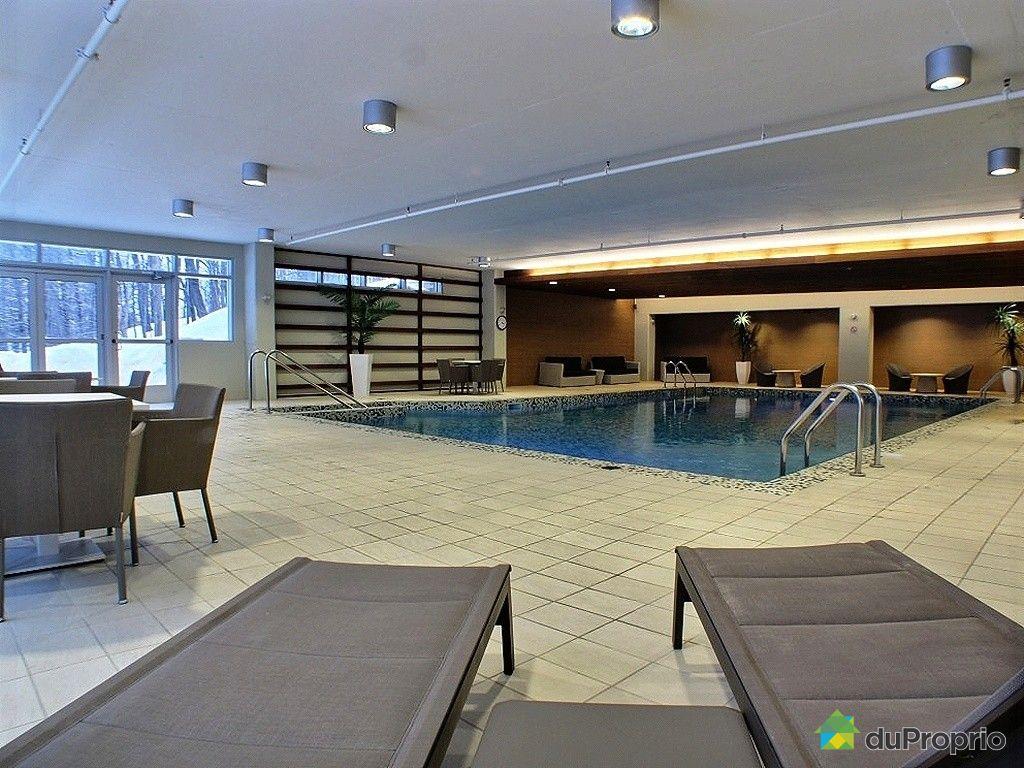 Condo vendu montr al immobilier qu bec duproprio 402540 for Vente piscine montreal