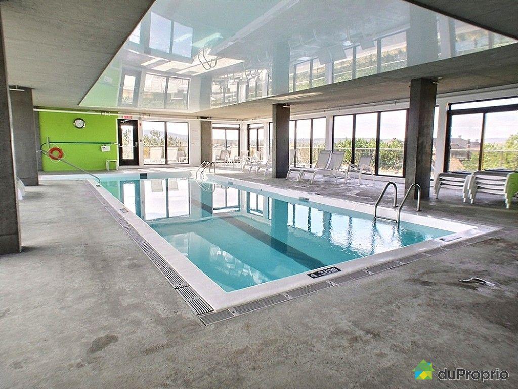 Maison avec piscine interieure a vendre quebec maison for Piscine interieure