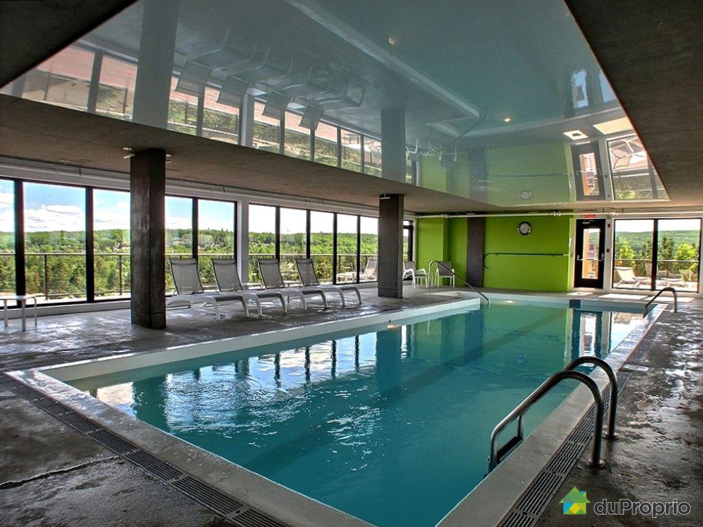 Maison avec piscine interieure a vendre quebec maison for Piscines interieures