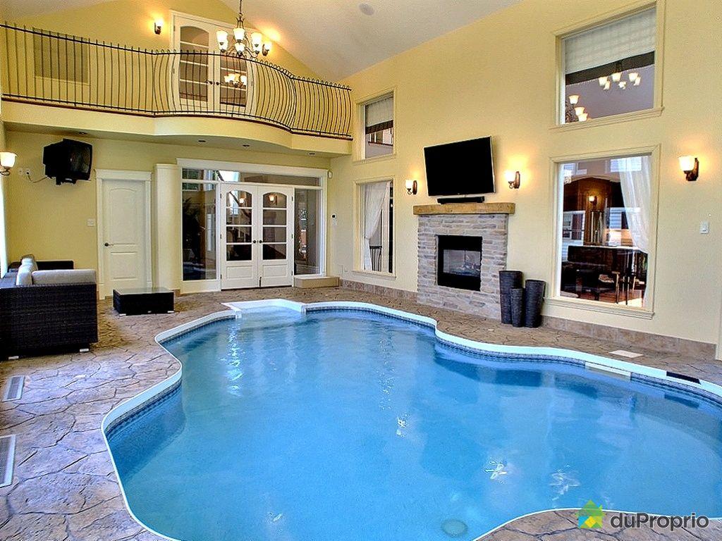 Photos plan maison de luxe avec piscine interieure page 2 gallery
