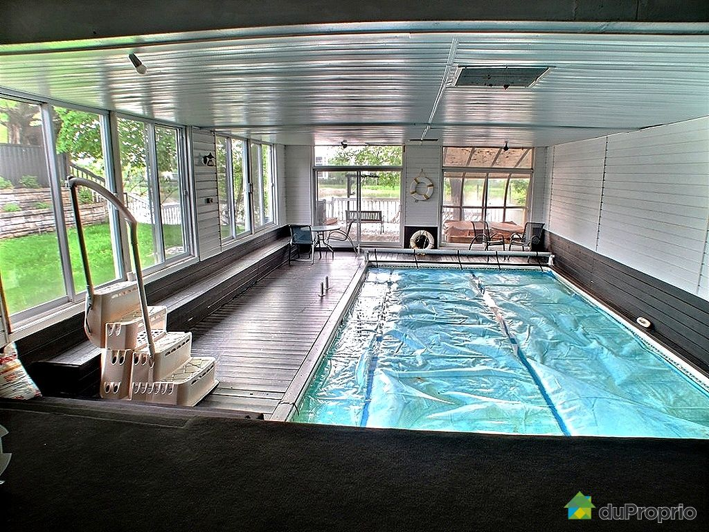 Maison vendu repentigny immobilier qu bec duproprio for Appartement avec piscine montreal