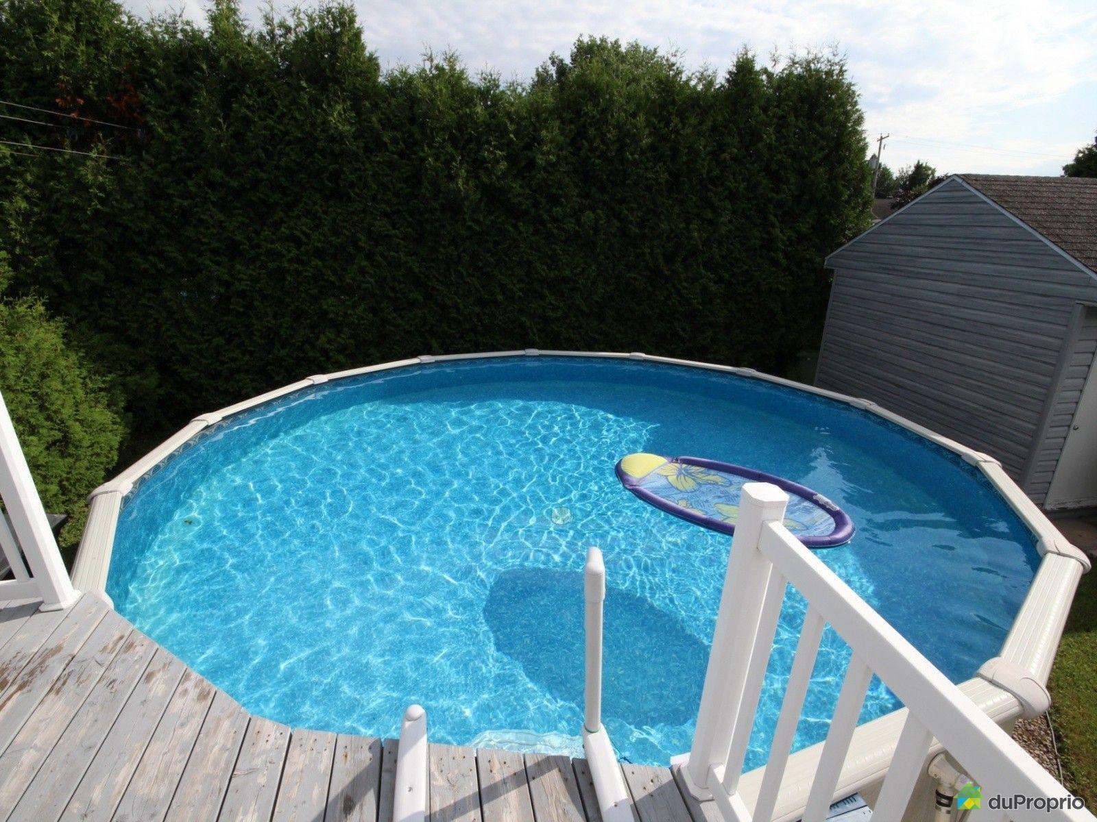 Jumel vendu pont rouge immobilier qu bec duproprio for Balayeuse de piscine