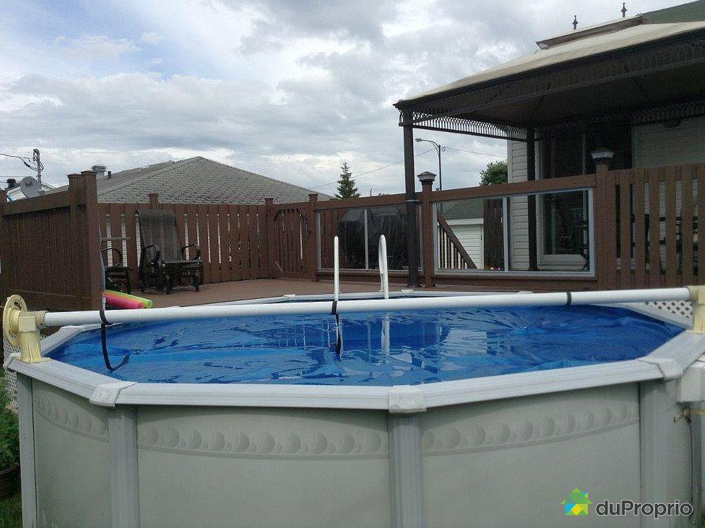 Jumel vendu st mile immobilier qu bec duproprio 482835 for Balayeuse automatique piscine