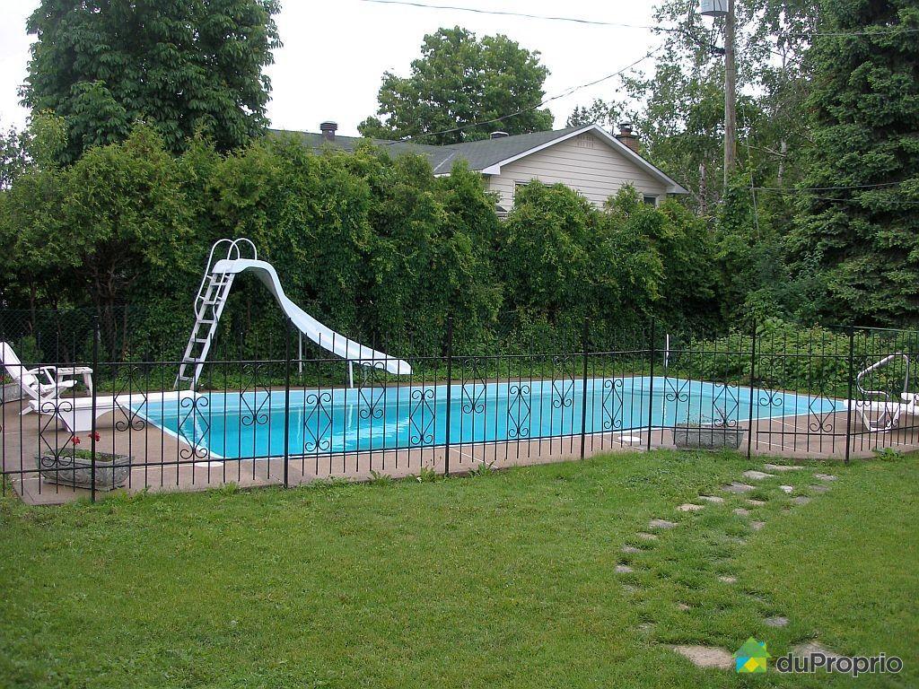 Maison vendu brossard immobilier qu bec duproprio 375319 for Brossard piscine
