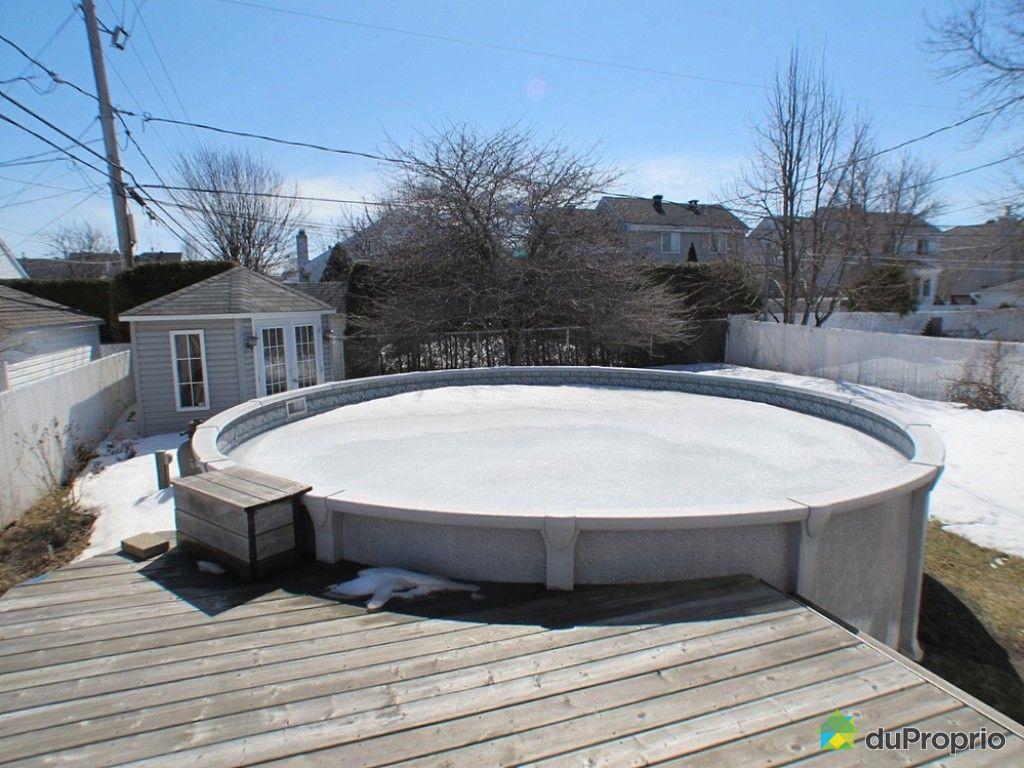 Maison vendu fabreville immobilier qu bec duproprio for Cegep montmorency piscine